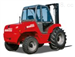 廣州天力: 法國曼尼通M系2.6噸-5噸兩驅或四驅越野柴油平衡叉車