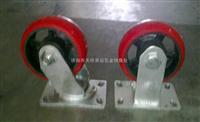 加重型聚氨酯轮子(泉运脚轮)