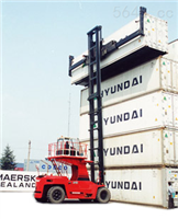 广州天力:大连五层空箱作业叉车