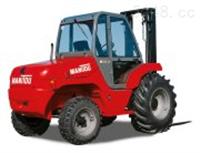 广州天力: 法国曼尼通M系2.6吨-5吨两驱或四驱越野柴油平衡叉车