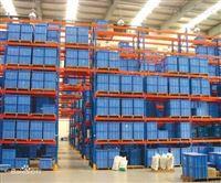重力貨架重型貨架使用壽命長批發零售