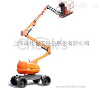 上海自行走曲臂式高空作业平台(发动款)
