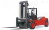 林德叉车(LINDE)14吨柴油平衡重叉车